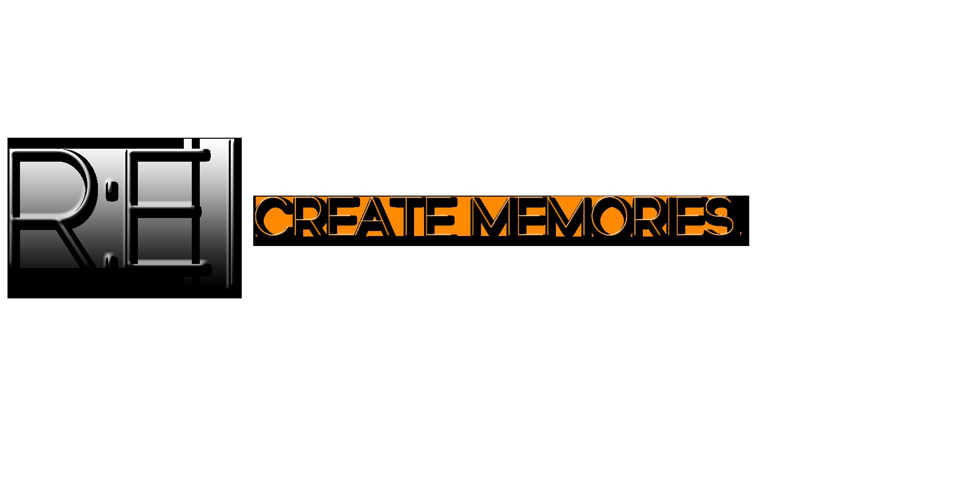 RE | CREATE MEMORIES.
