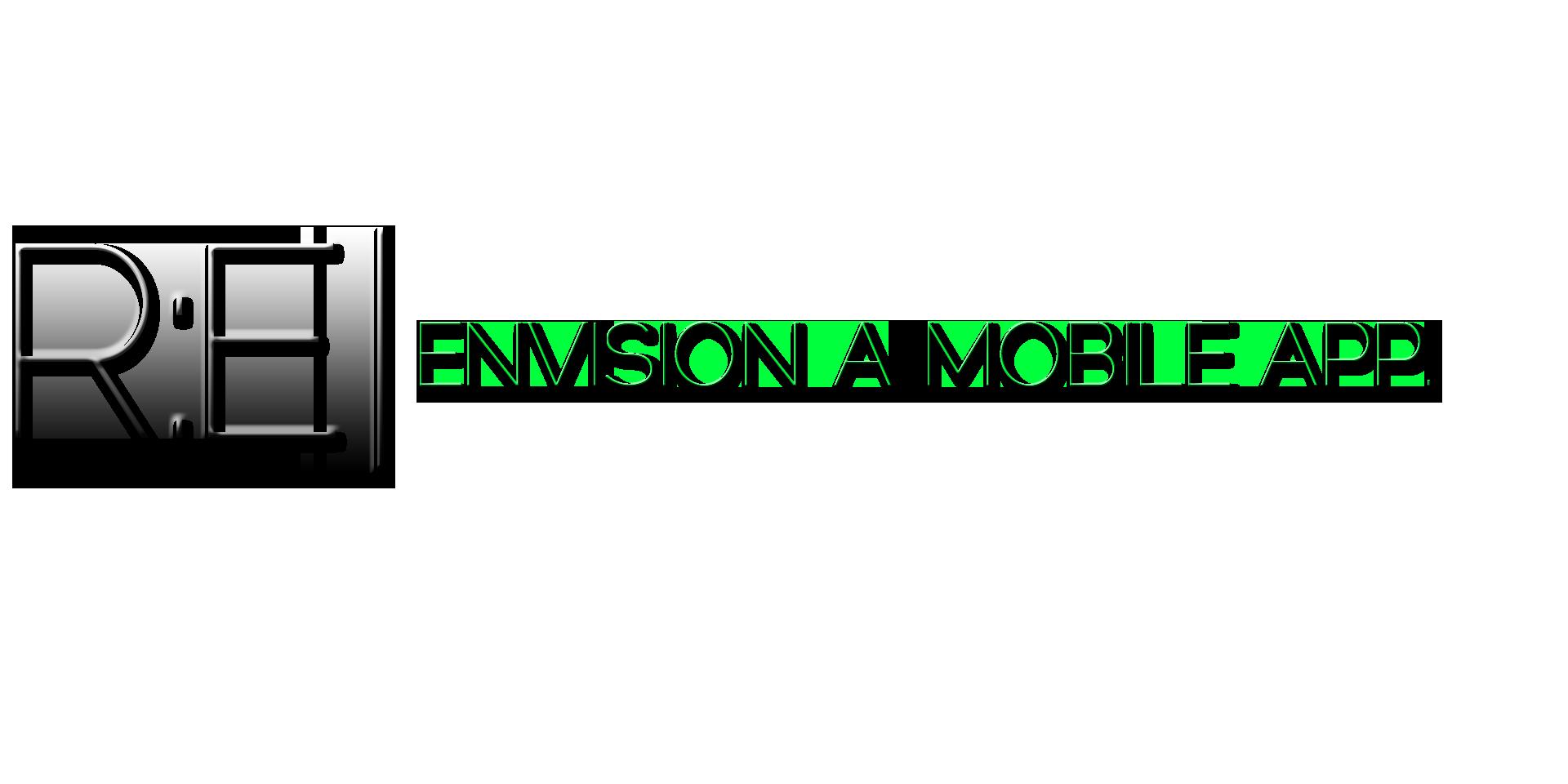 RE | ENVISION A MOBILE APP.