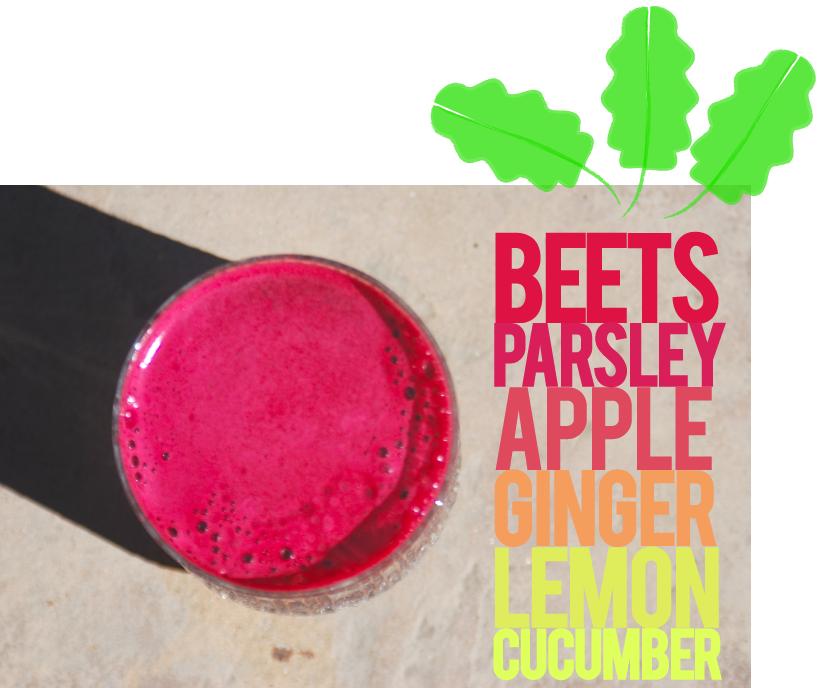 Juice Your Greens & Veggies
