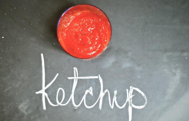 Raw Vegan Ketchup - Better Than Heinz