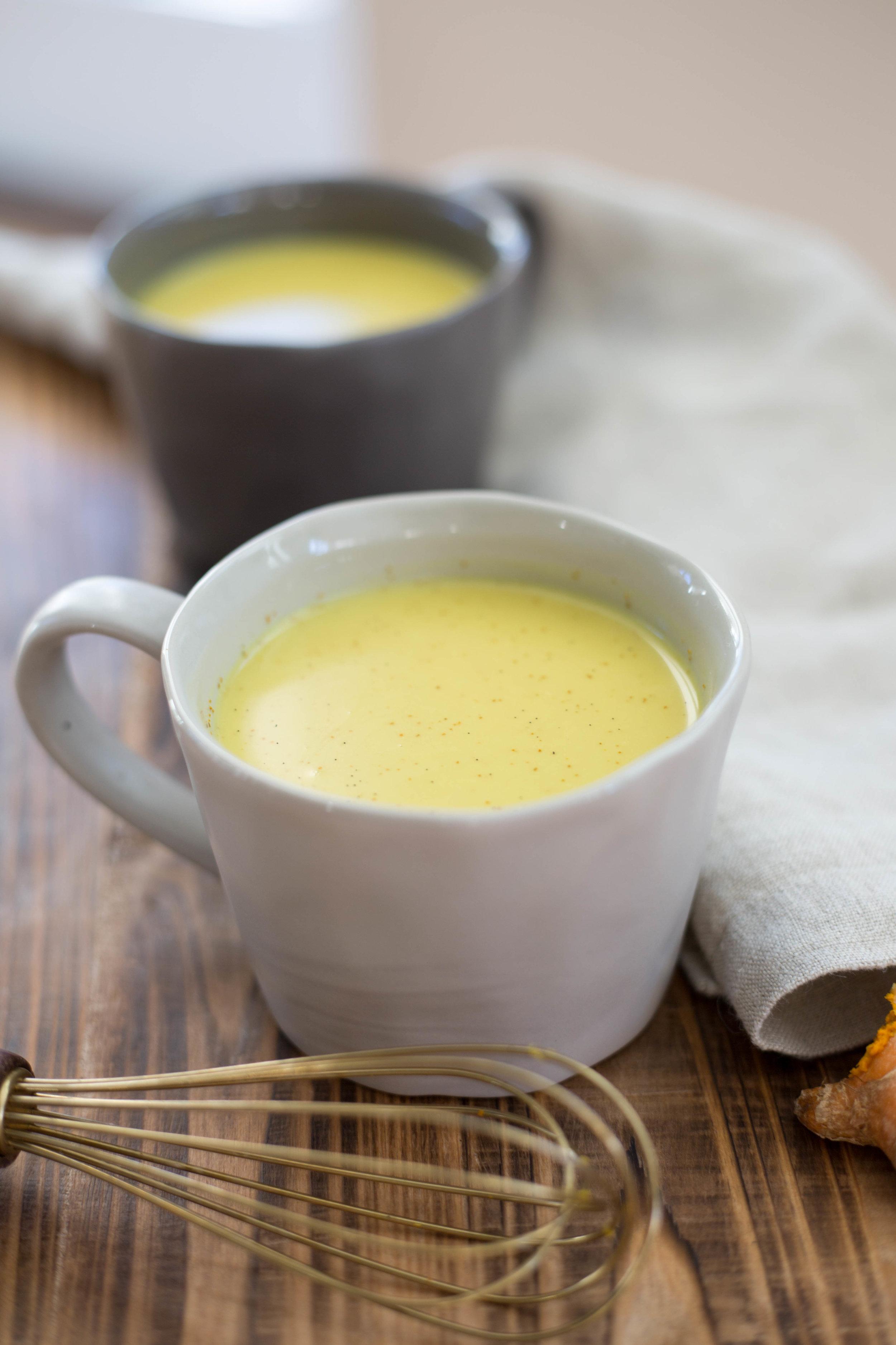 Your Basic Golden Milk-PURE KITCHEN