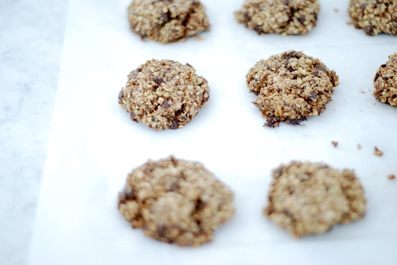 Crunchy & Chunky Chocolate Chip Cookie
