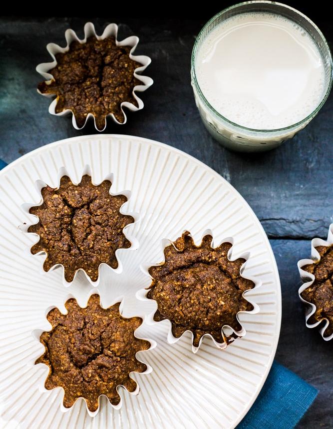 Superfood Buckwheat Muffins