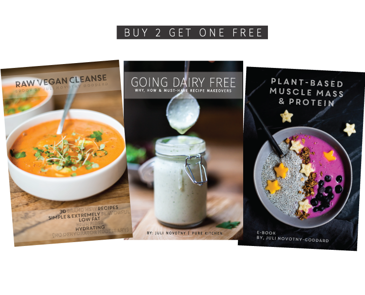 plant-based dairy-free guide to make the switch without feeling deprived