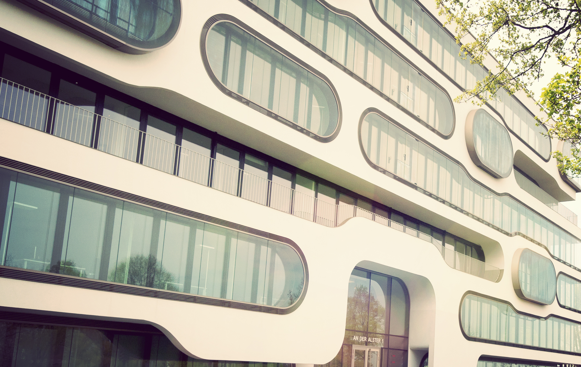 Ada1 by J. Mayer H. Building and Urbanism