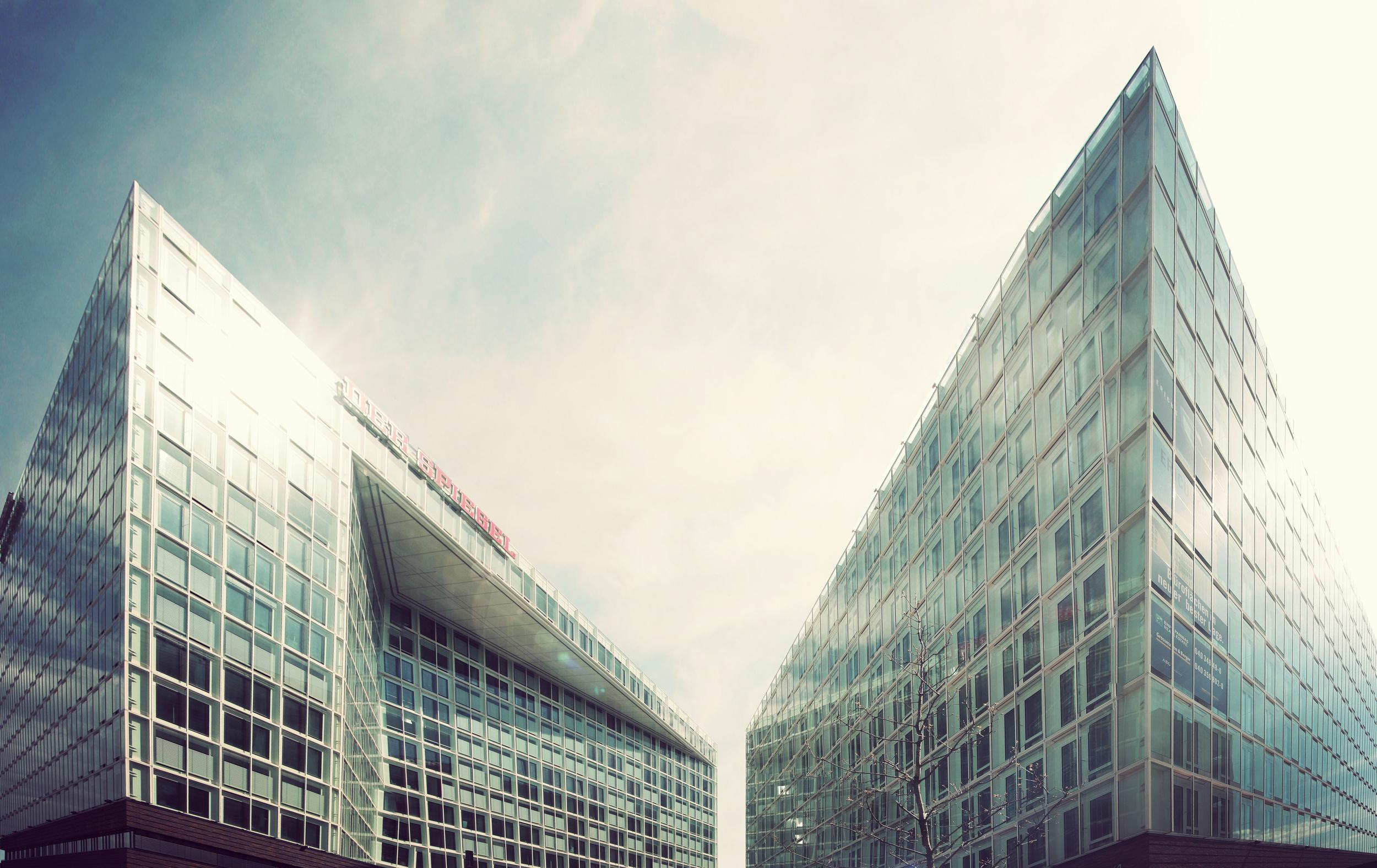 Der Spiegel Headquarters, Henning Larsen Architects