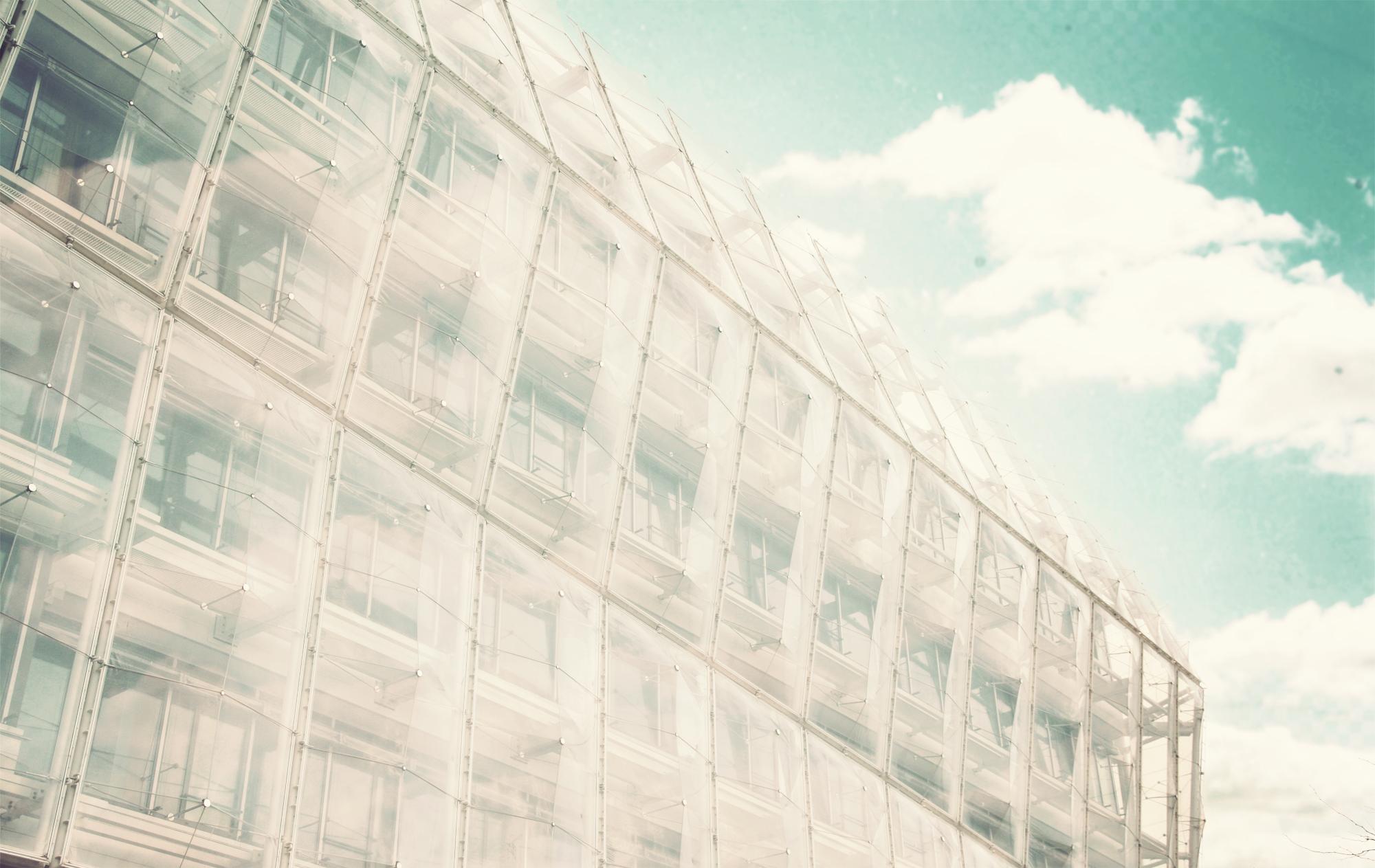 Unilever Headquarters, Hafen City, Behnisch Architekten