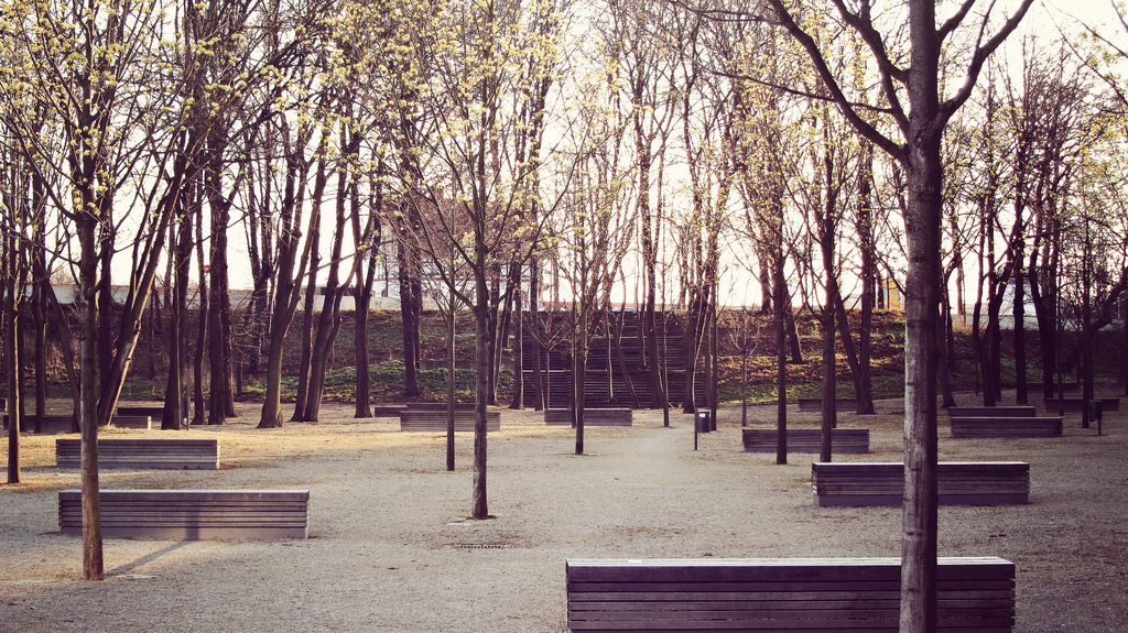 ULAP square, Rehwaldt Landscape Architects