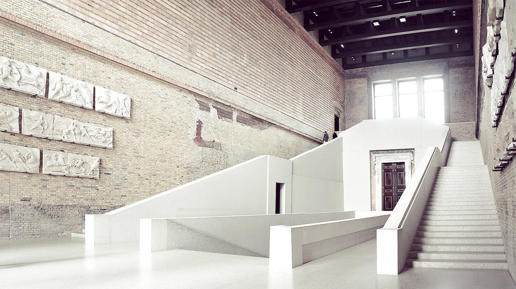 Neues Museum, David Chipperfield Architects