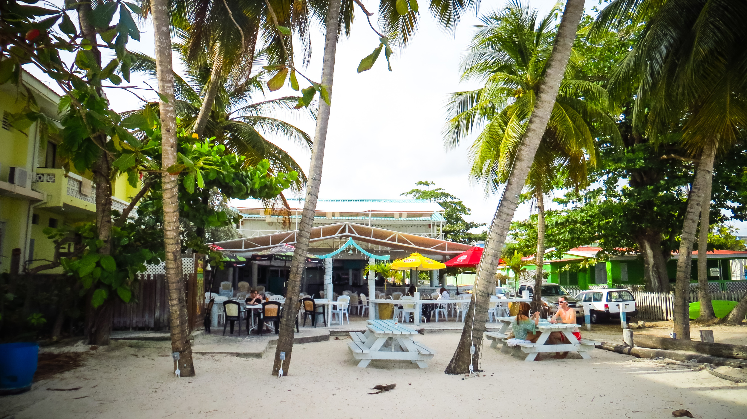 The Carib Beach Bar