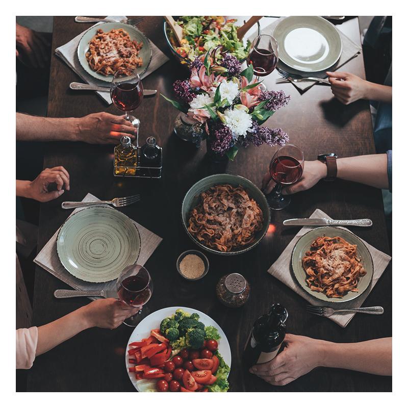 Progressive Dinner -