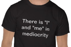 For only $25.95 you can get this shirt from Zazzle to wear to client meetings.