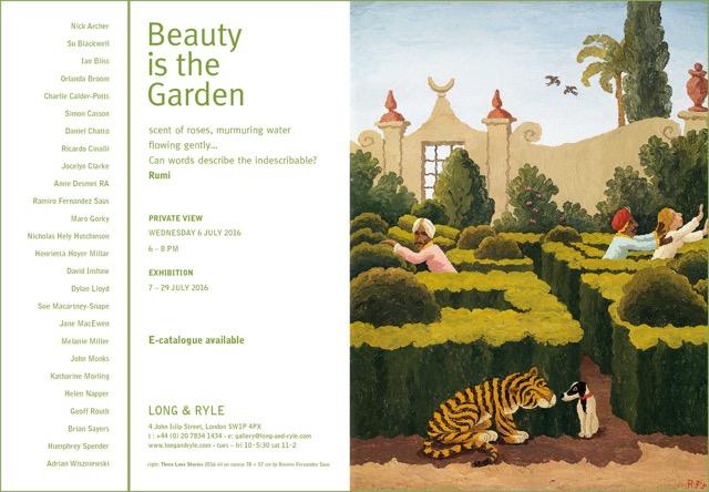 Beauty is the Garden