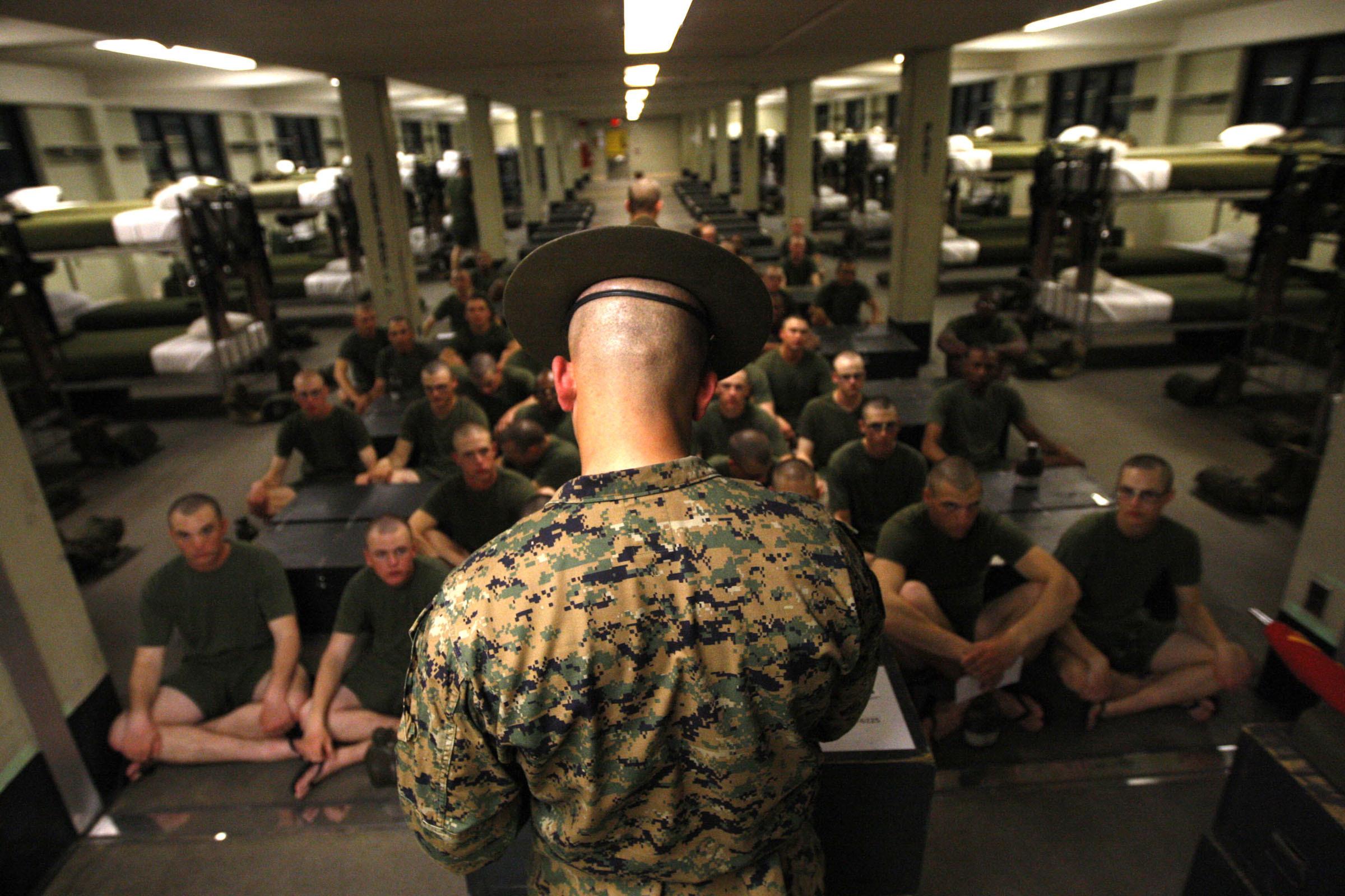 USMC photo by Lance Cpl. Francisco Abundes.