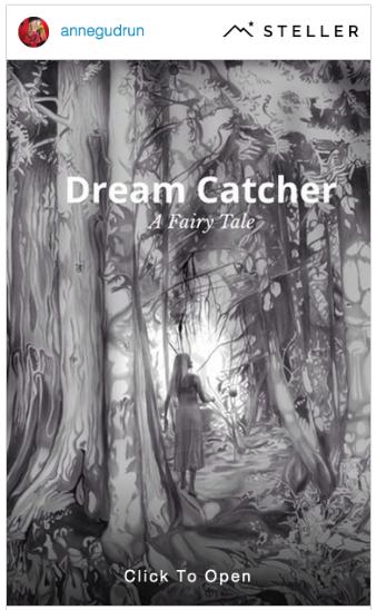 Dream Catcher- A Fairy Tale