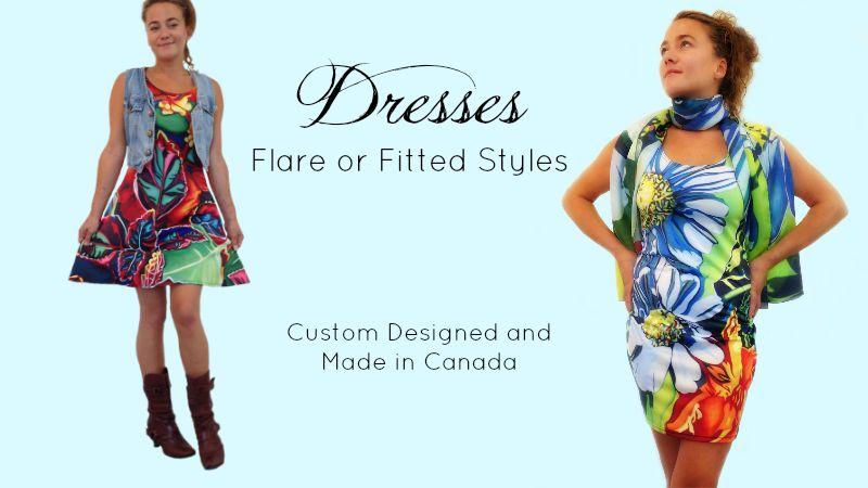 Wearable Art Dresses