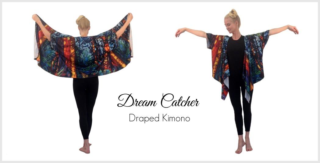 Dream Catcher Kimono