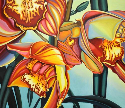 Pollination by Anne Gudrun