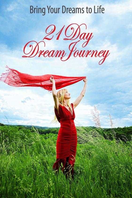 21 day Dream Journey