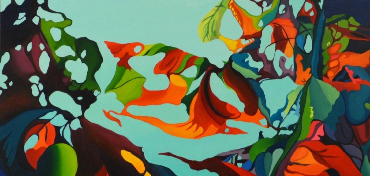 Aquarian Dream detail
