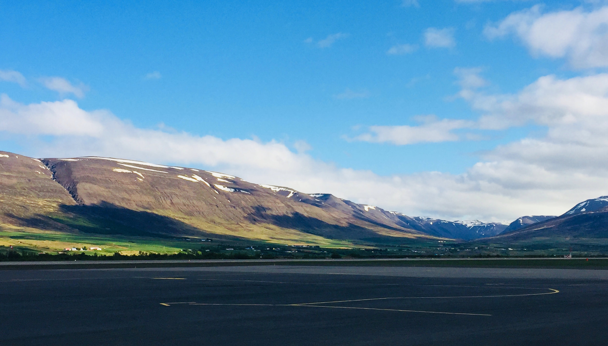 Arrived! - Art Adventures in Iceland
