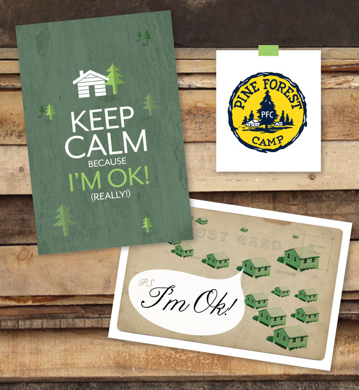 Collateral for Pine Forest Camp