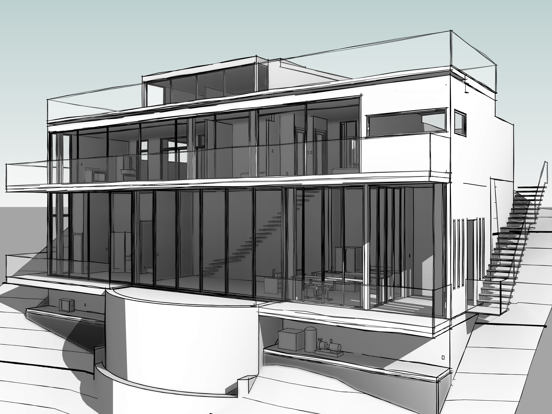 3D Image: Proposed.