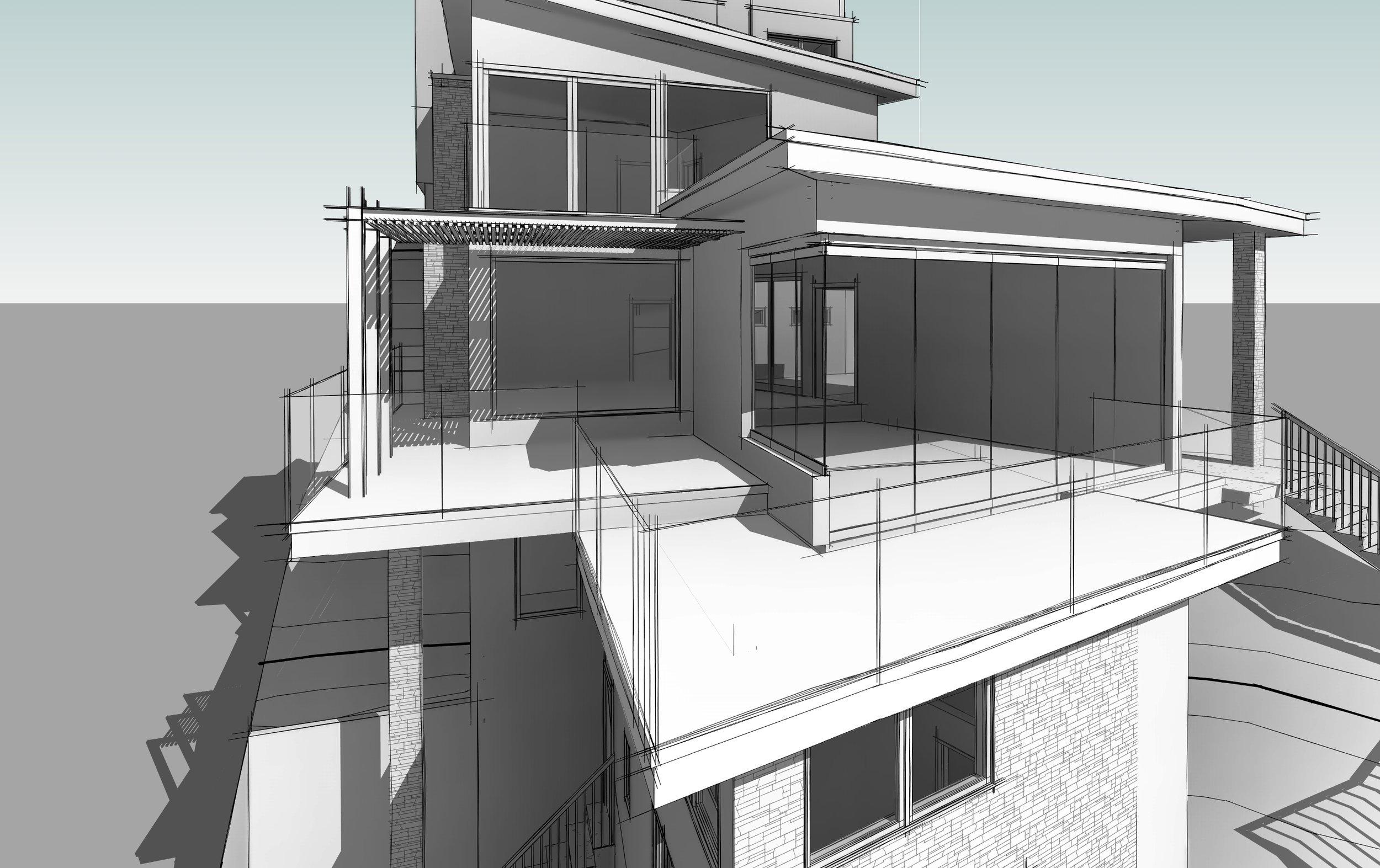 Proposed 3D Rendering