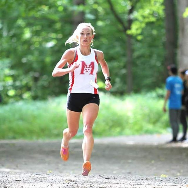 Three races. Three wins. One goal. Melanie Myrand has been leading the Martlet XC team from the front this season, and will be a runner to watch come RSEQ and CIS.  #mcgill #mcgillxc #mcgilltrack #rseq #dontsleep
