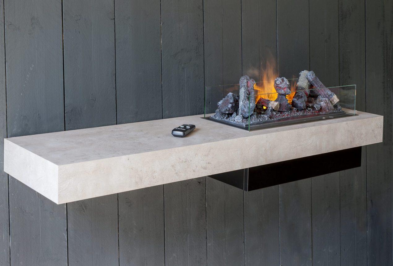 Concrete Shelf