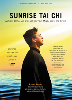 The #1 Best Selling Tai Chi DVD on Amazon