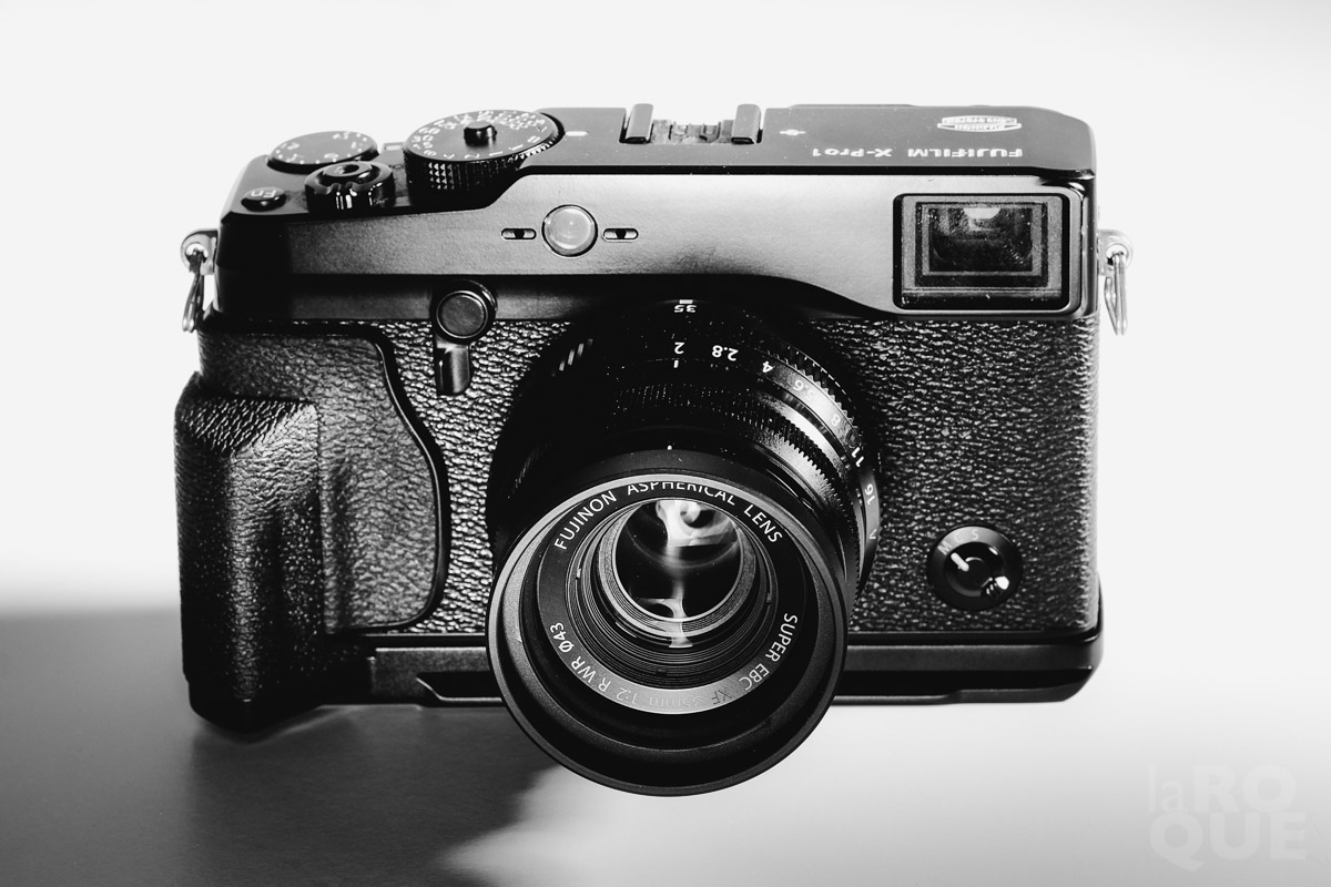 On the X-Pro1