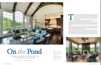 Our 2014 Featured Project in Midwest Home Magazine August 2014