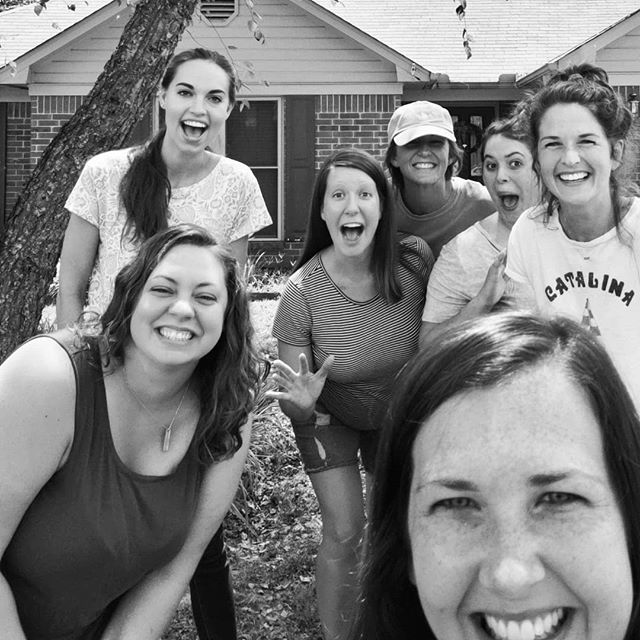 Best weekend ever. Fancy dinner, sleepover (we stayed up until 3:30am 😅), prayer, and laughing until I threw up (literally🤣). I am constantly in awe of the friends God has surrounded me with. These women cheer each other on, speak truth with grace, are transparent about struggles, and pursue Jesus with everything. I love them so much. Thank you to all the dads that made these two days possible. My heart is beyond full. #amigas #momentsinamerica