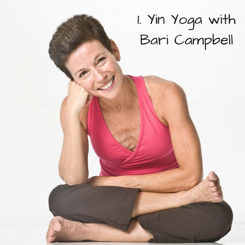 Yin Yoga For Trauma Counseling in Boulder with Bari Campbell