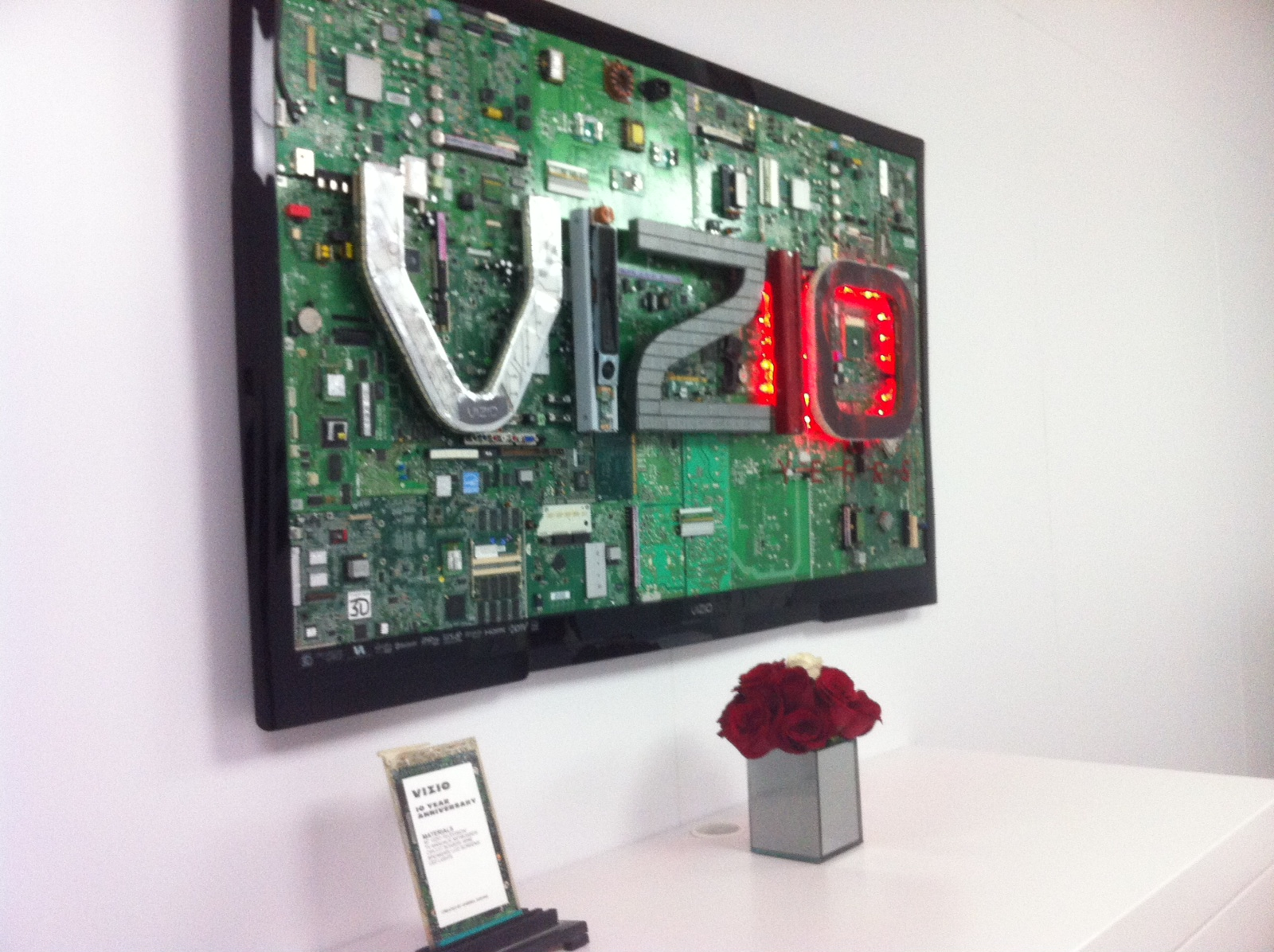 Vizio 10 Year Anniversary  - Commissioned by Vizio