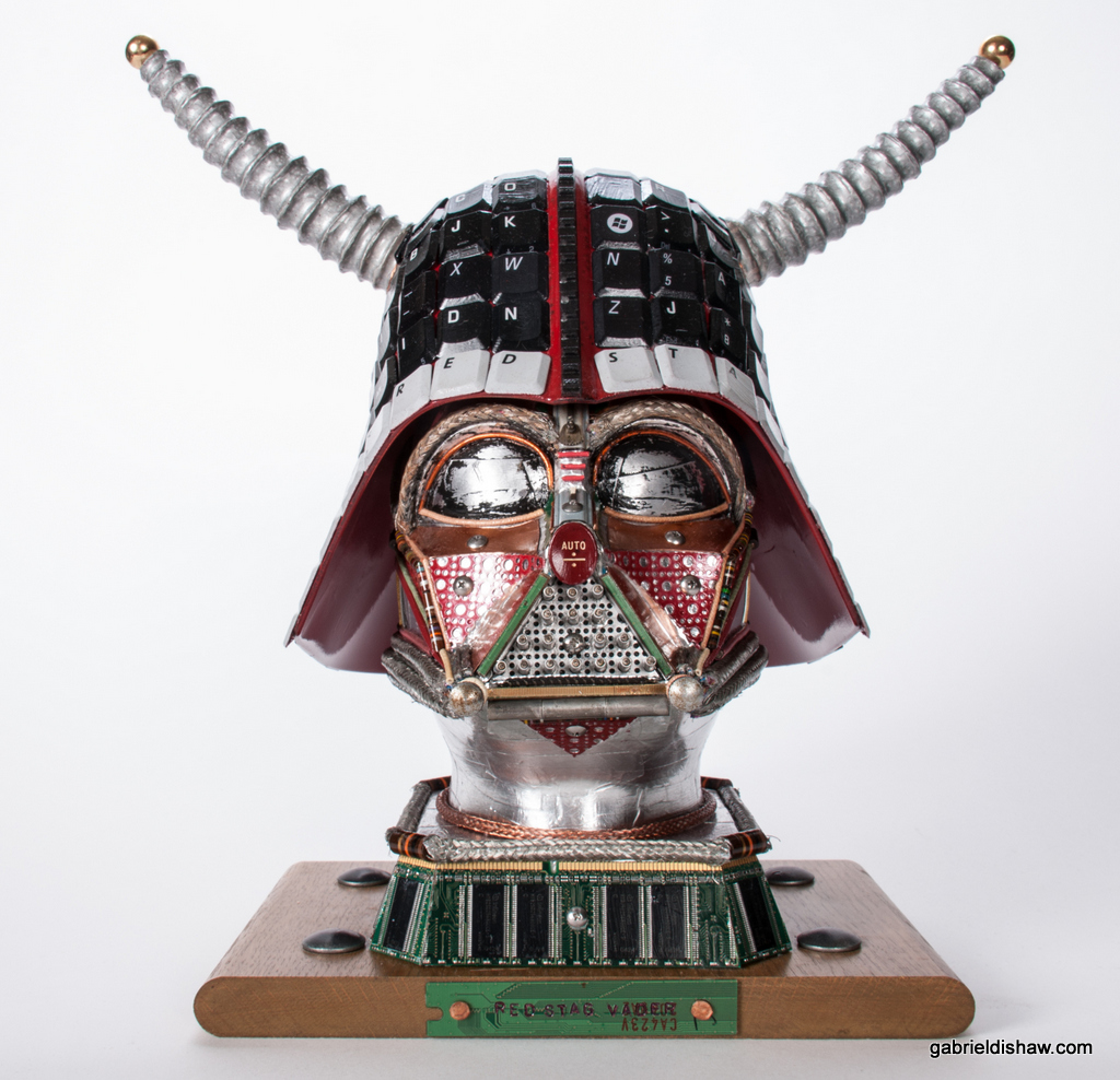Red Stag Vader