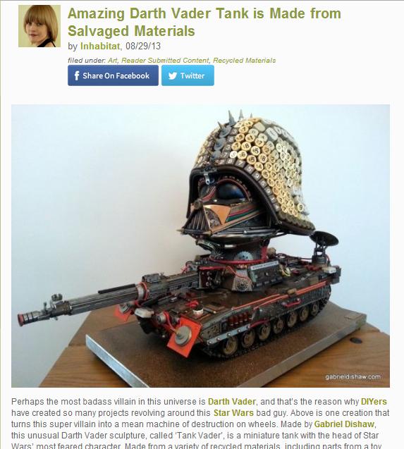 Featured on inhabitat.com -