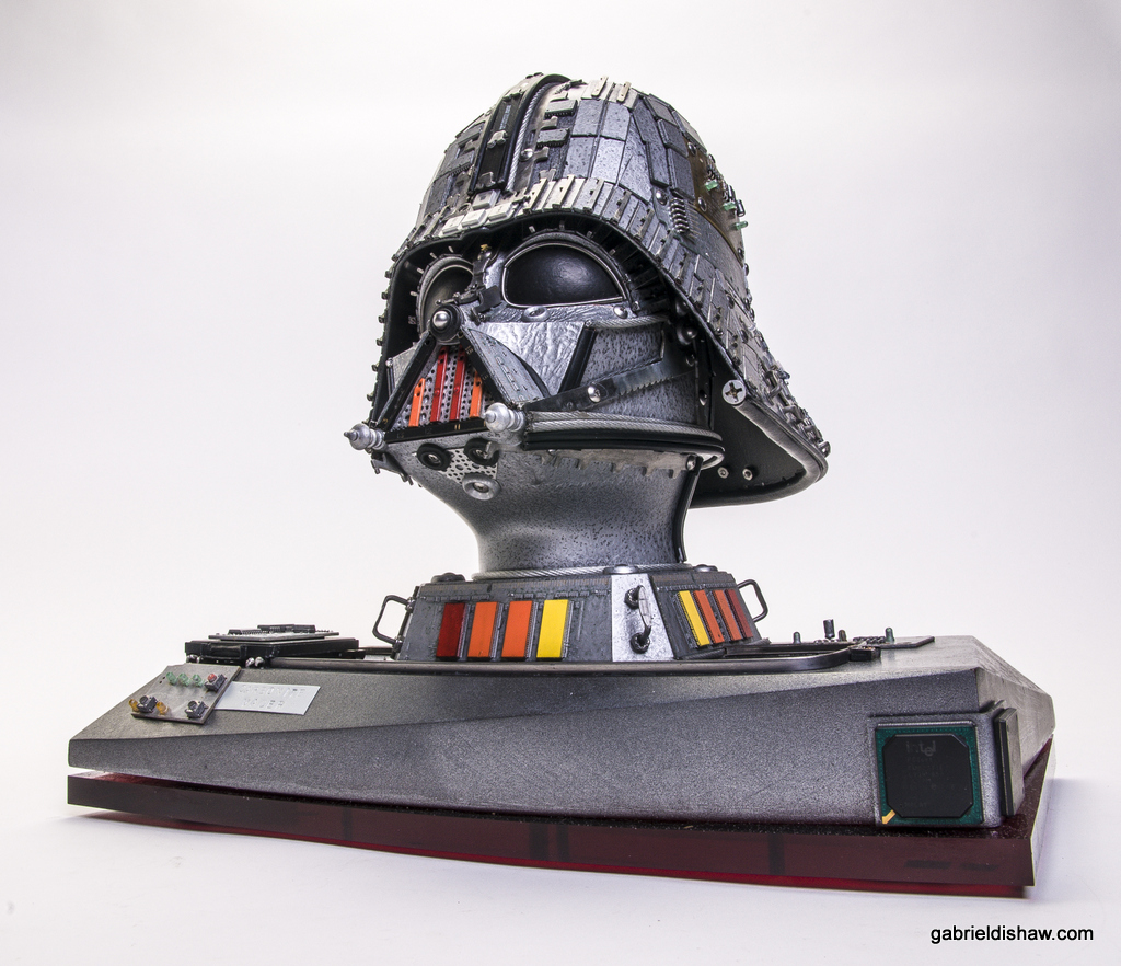 Carbonate Vader by Gabriel Dishaw