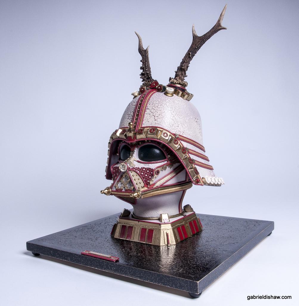 Lord Vader By Gabriel Dishaw