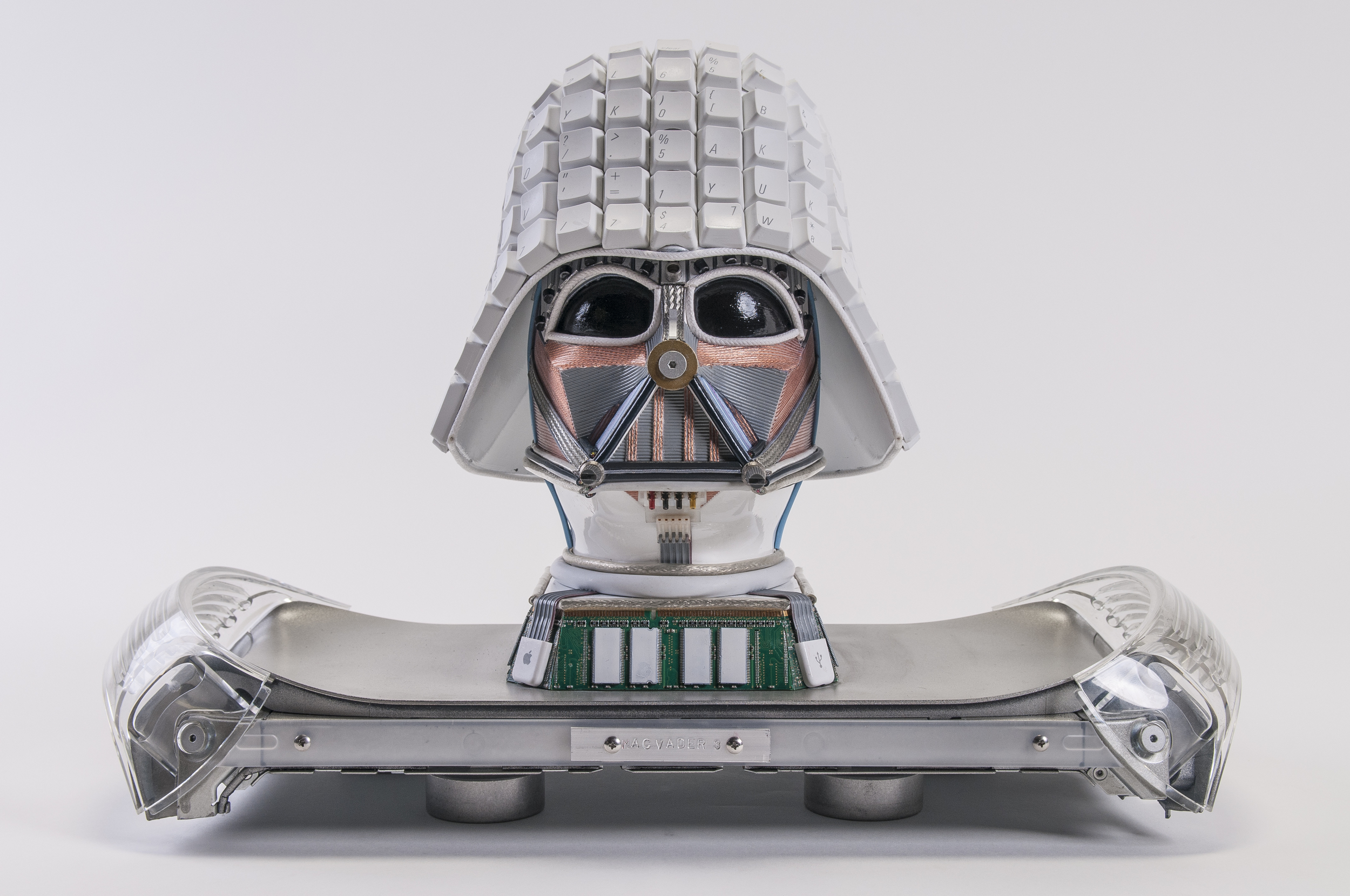 Mac Vader 3 by Gabriel Dishaw
