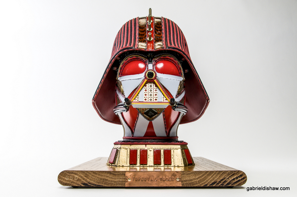 Imperial Vader by Gabriel Dishw