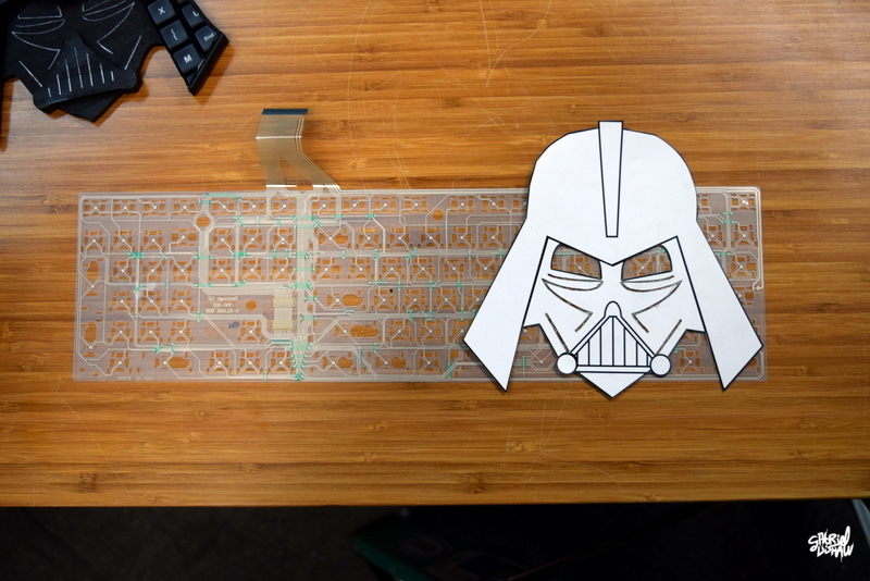 Step 1 - Vader Eyes