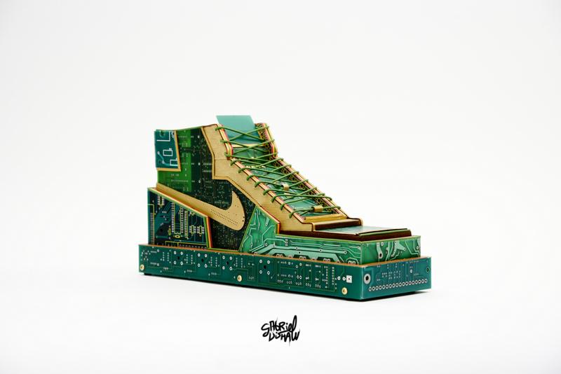 Digital Nike Terminator -