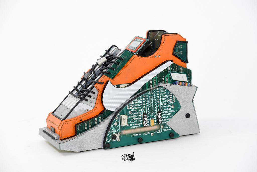 Shoe Series Gabriel Dishaw