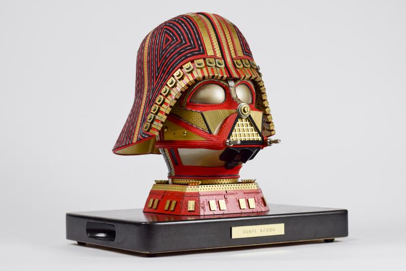 Royal Vader by Gabriel Dishaw