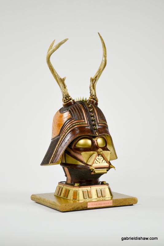 Regal Stag Vader by Gabriel Dishaw