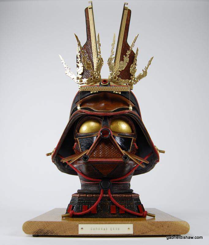 Samurai EKIN by Gabriel Dishaw