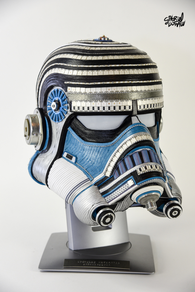Upcycled Mcquarrie Stormtrooper