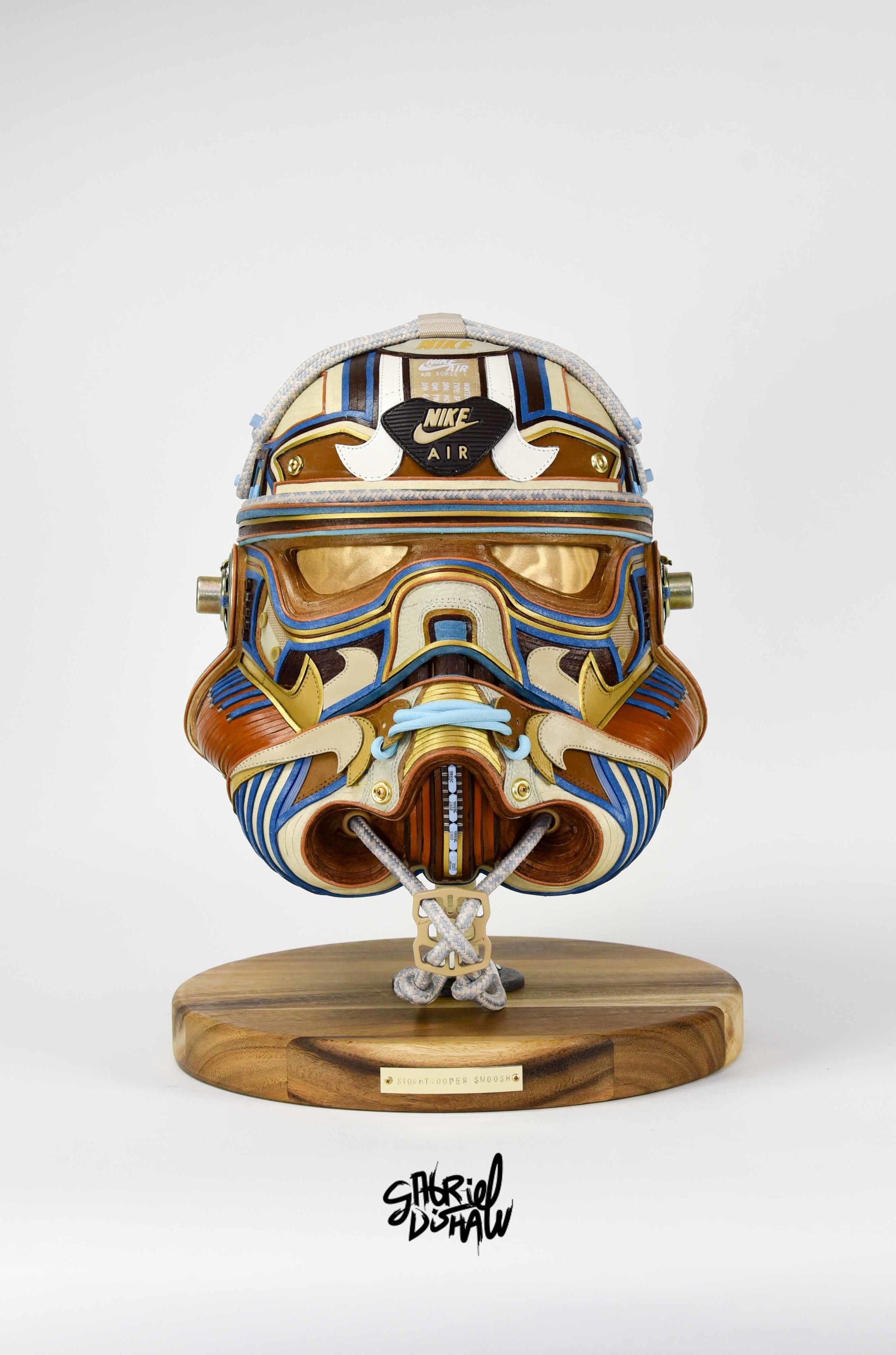 """Stormtrooper """"Swoosh"""""""